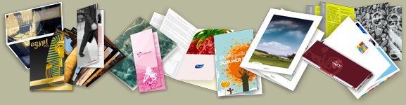 BROCHURE DESIGN SAMPLES.