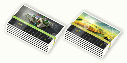 eBrochureBiz Online BROCHURE DESIGN Company BROCHURE DESIGN – Calendar Sample Design